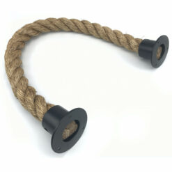 Natural Manila Barrier Rope